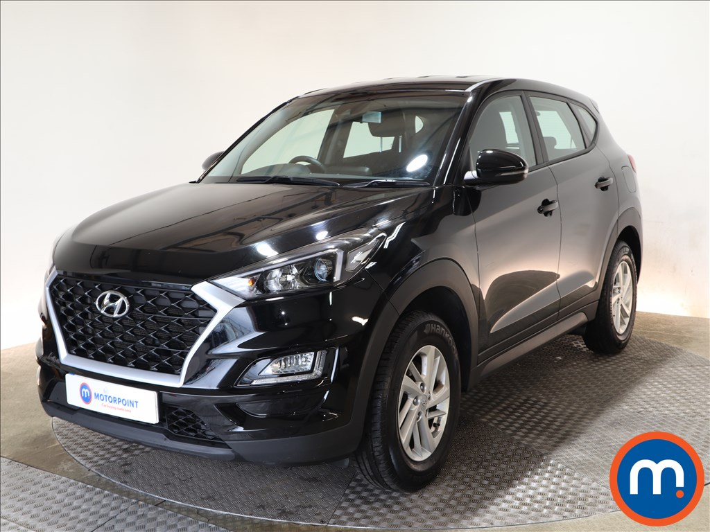 Hyundai Tucson 1.6 GDi S Connect 5dr 2WD - Stock Number 1141933 Passenger side front corner