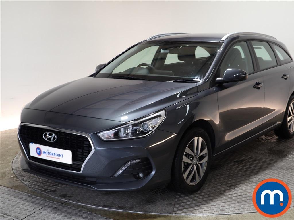 Hyundai I30 SE Nav - Stock Number 1131562 Passenger side front corner