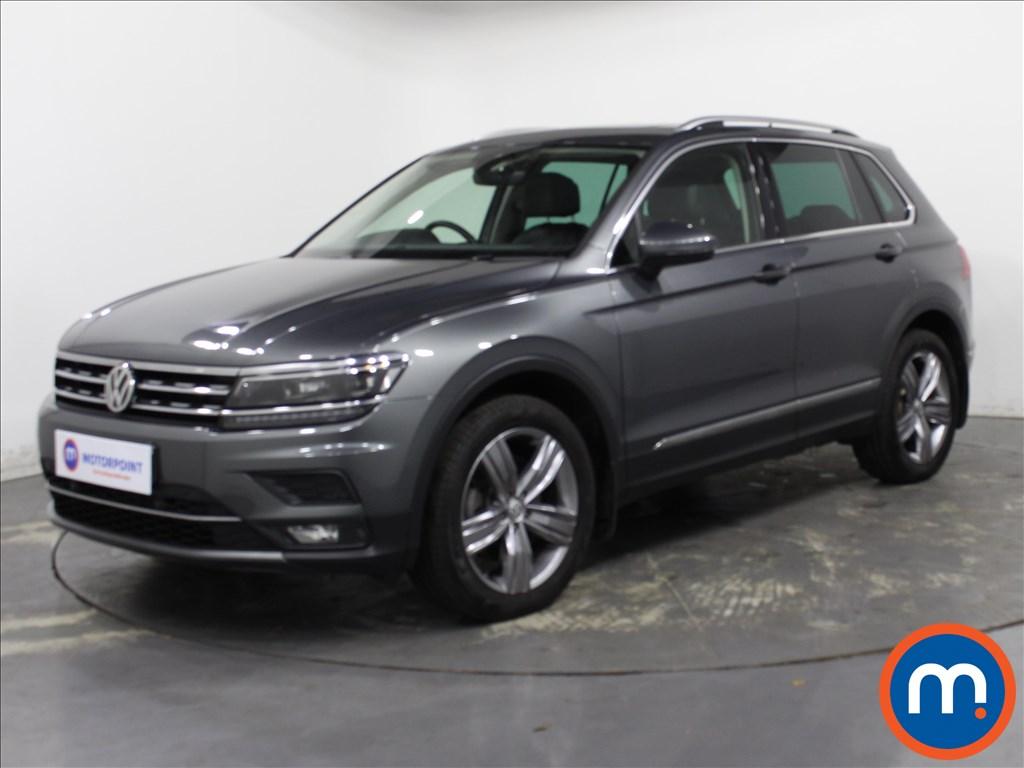Volkswagen Tiguan SEL - Stock Number 1143371 Passenger side front corner