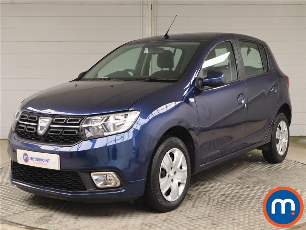 Dacia Sandero 0.9 TCe Laureate 5dr - Stock Number 1142607 Passenger side front corner