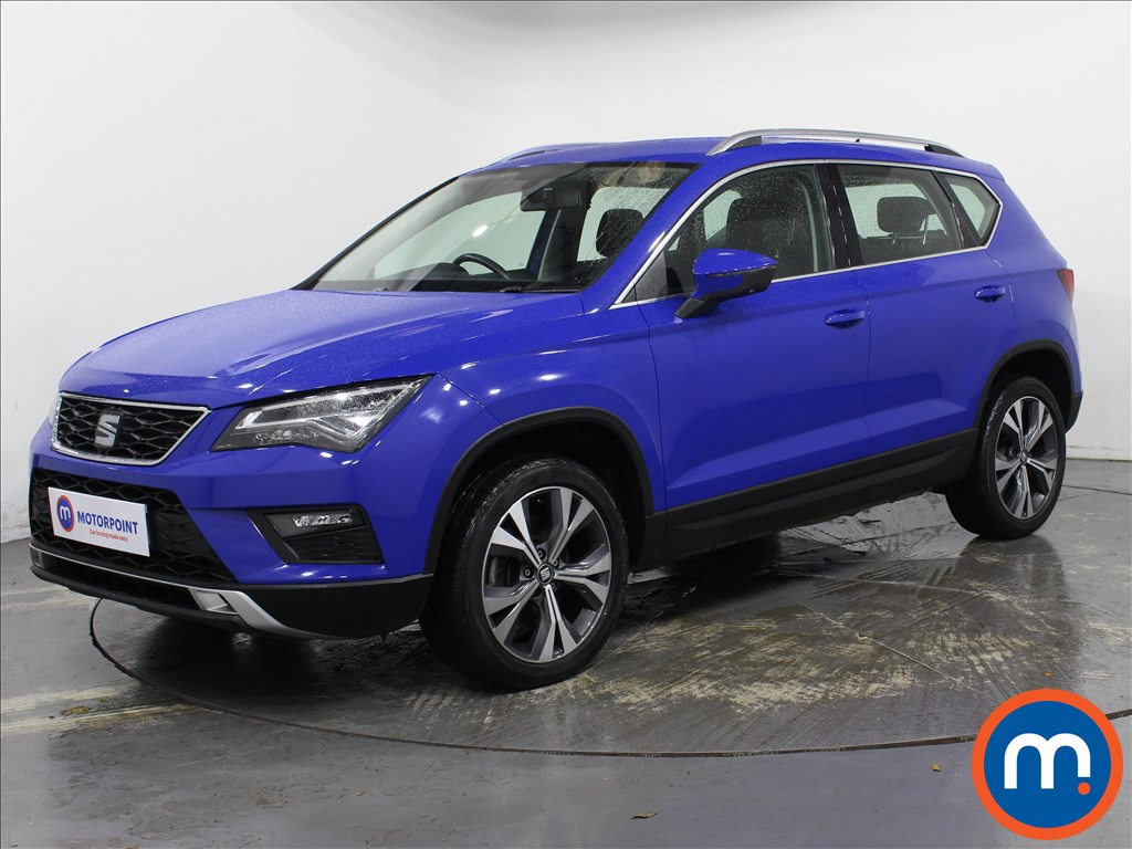 Seat Ateca 1.6 TDI Ecomotive SE Technology 5dr - Stock Number 1142238 Passenger side front corner
