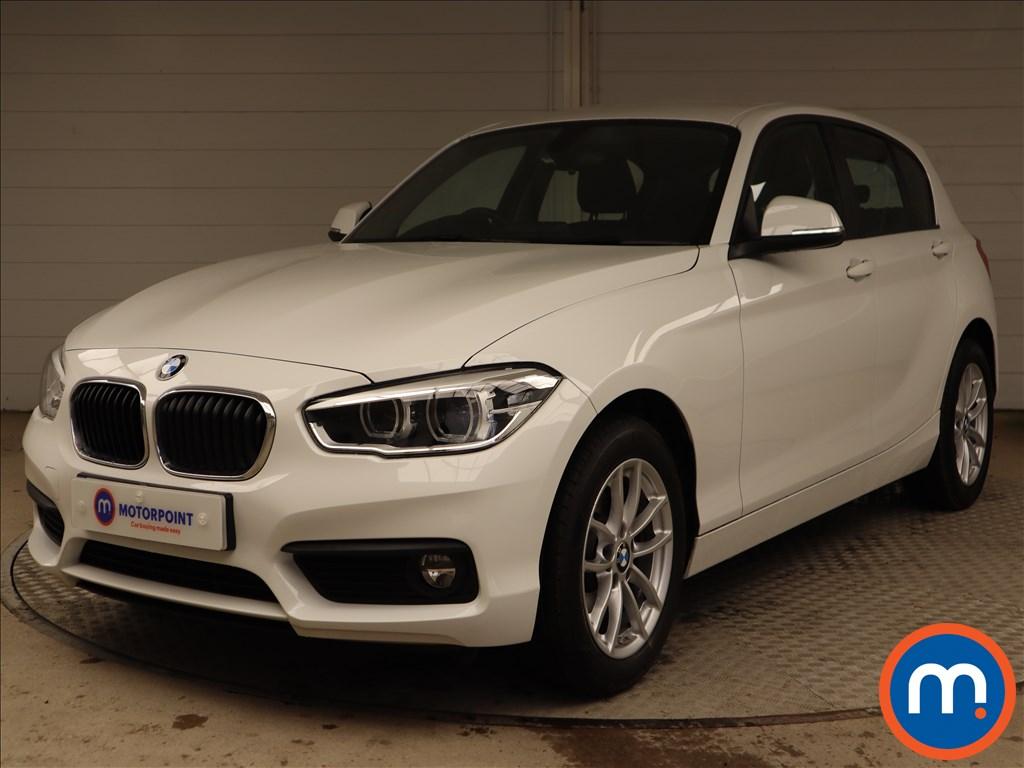 BMW 1 Series SE Business - Stock Number 1141899 Passenger side front corner