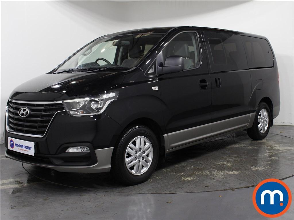 Hyundai I800 2.5 CRDi SE Nav 5dr - Stock Number 1145659 Passenger side front corner