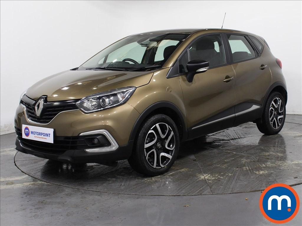 Renault Captur 0.9 TCE 90 Dynamique Nav 5dr - Stock Number 1142795 Passenger side front corner