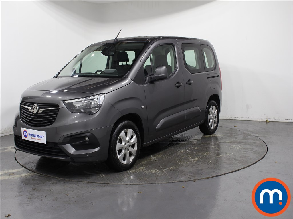 Vauxhall Combo Life 1.5 Turbo D 130 Energy 5dr Auto - Stock Number 1141169 Passenger side front corner