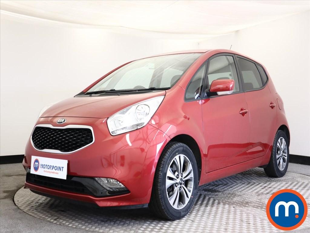 KIA Venga 1.6 3 5dr Auto [6] - Stock Number 1141438 Passenger side front corner