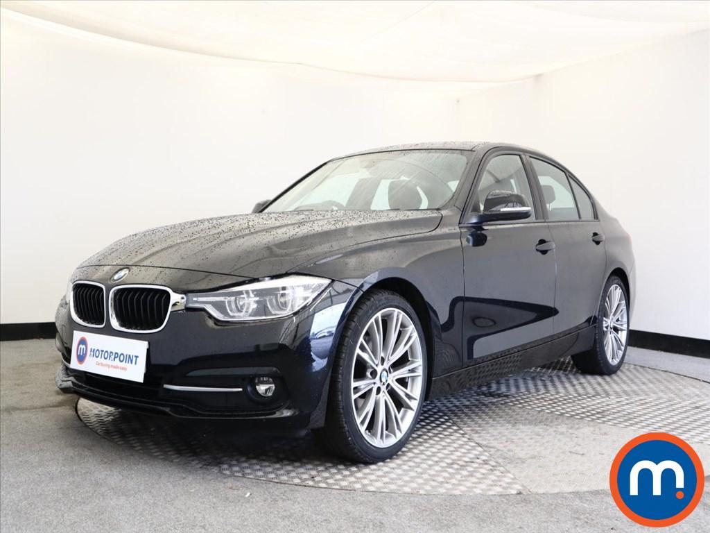BMW 3 Series EfficientDynamics Sport - Stock Number 1143475 Passenger side front corner