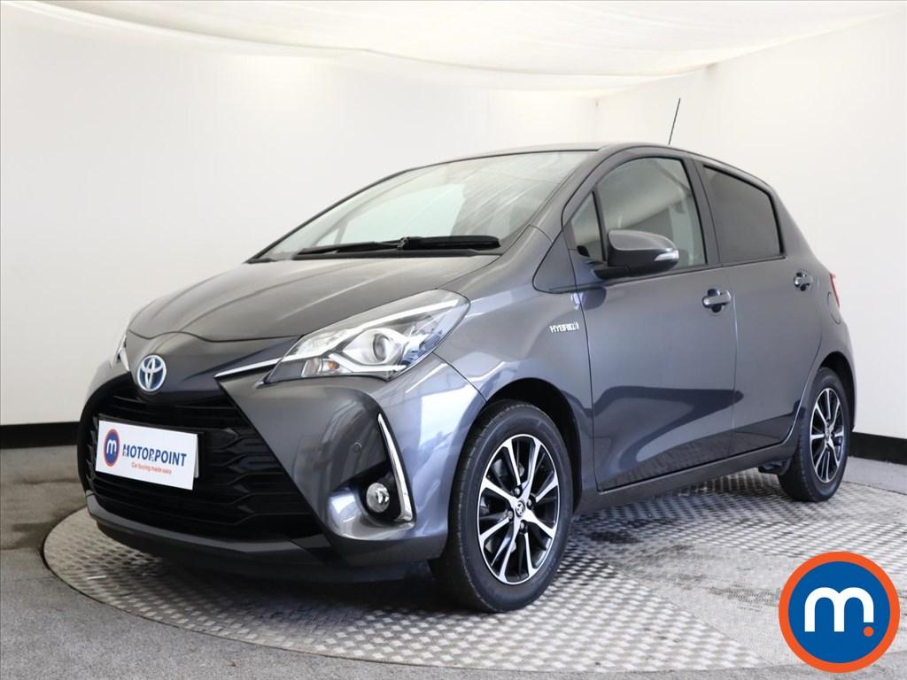 Toyota Yaris Icon Tech - Stock Number 1143713 Passenger side front corner