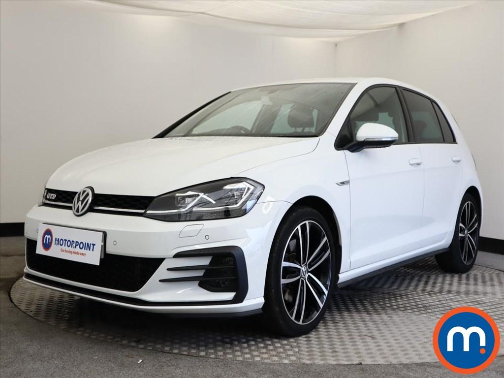 Volkswagen Golf GTD - Stock Number 1144213 Passenger side front corner