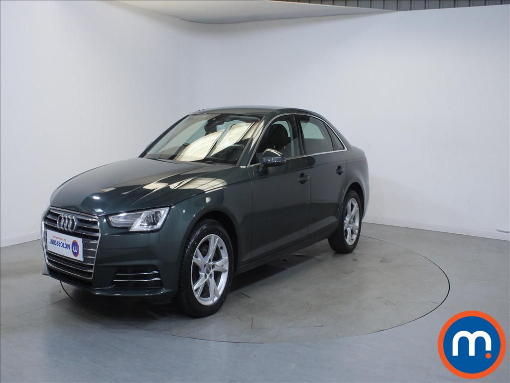 Audi A4 Sport - Stock Number 1132500 Passenger side front corner