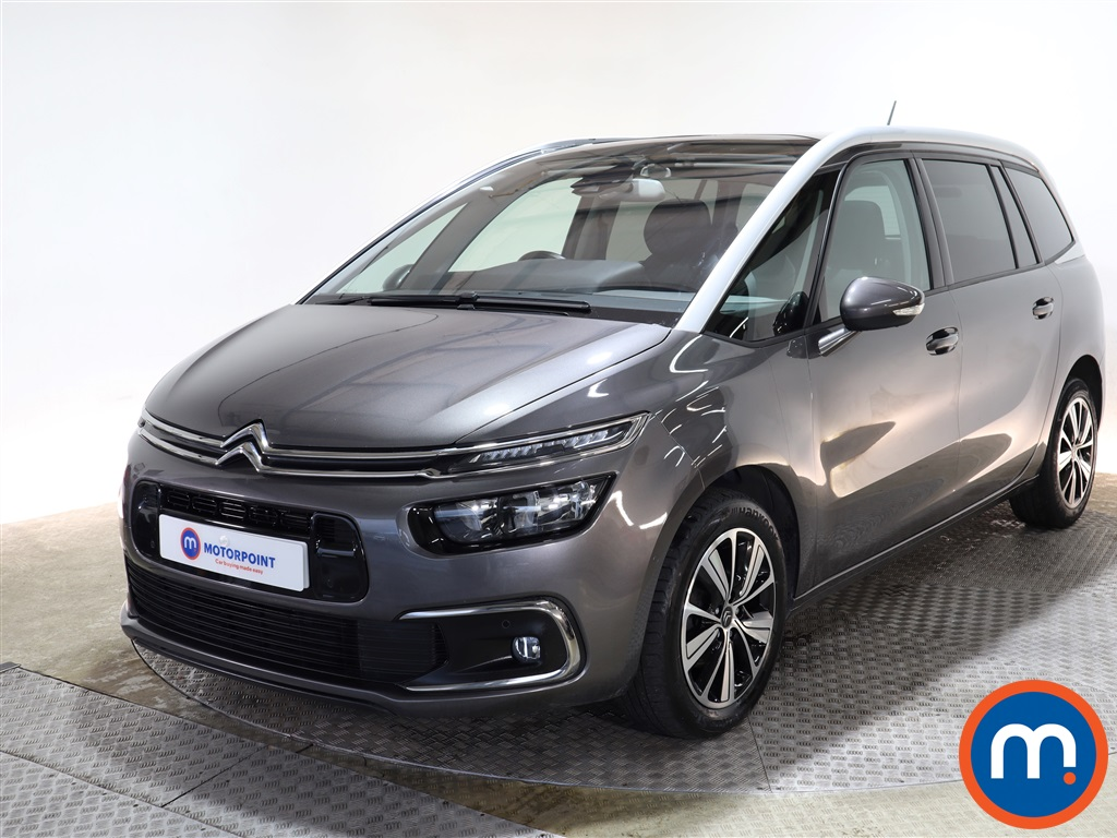 Citroen Grand C4 Spacetourer 1.5 BlueHDi 130 Flair 5dr - Stock Number 1140021 Passenger side front corner