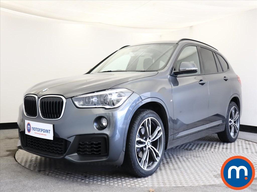BMW X1 M Sport - Stock Number 1142619 Passenger side front corner