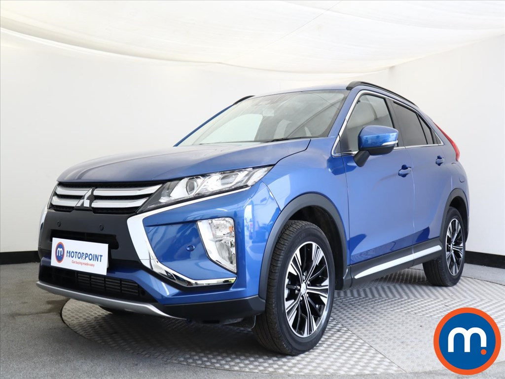 Mitsubishi Eclipse Cross Dynamic - Stock Number 1144152 Passenger side front corner