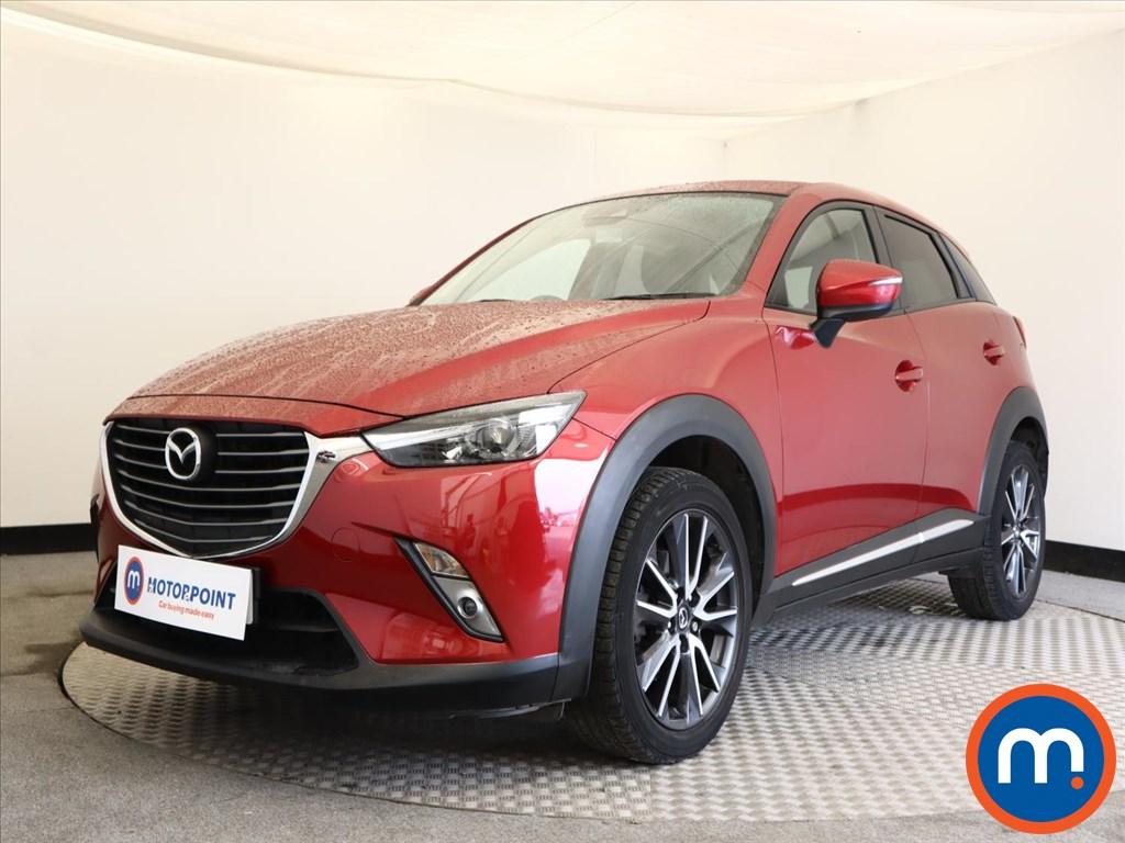 Mazda Cx-3 Sport Nav - Stock Number 1146792 Passenger side front corner