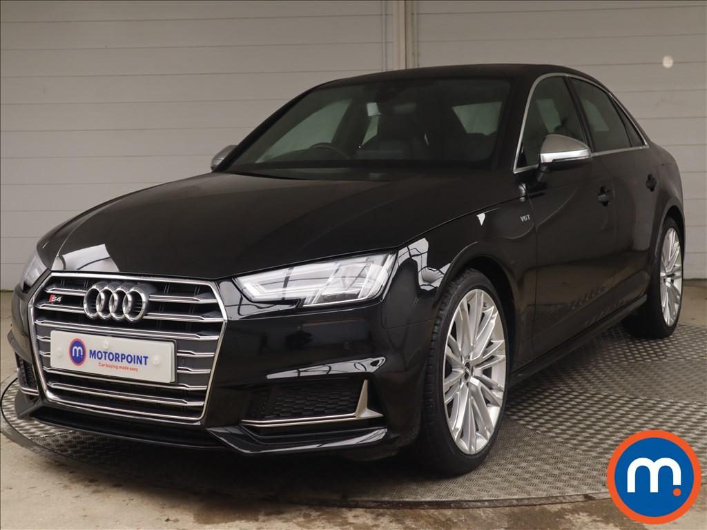 Audi A4 S4 Quattro 4dr Tip Tronic - Stock Number 1145733 Passenger side front corner