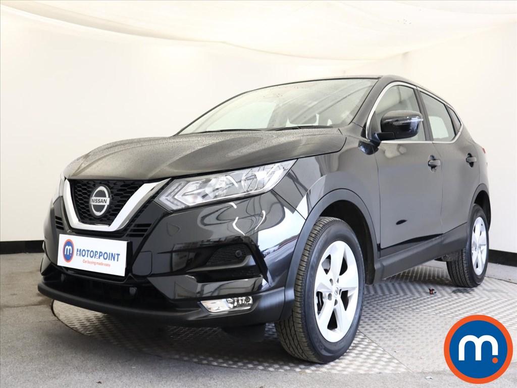 Nissan Qashqai 1.3 DiG-T Acenta Premium 5dr - Stock Number 1134193 Passenger side front corner