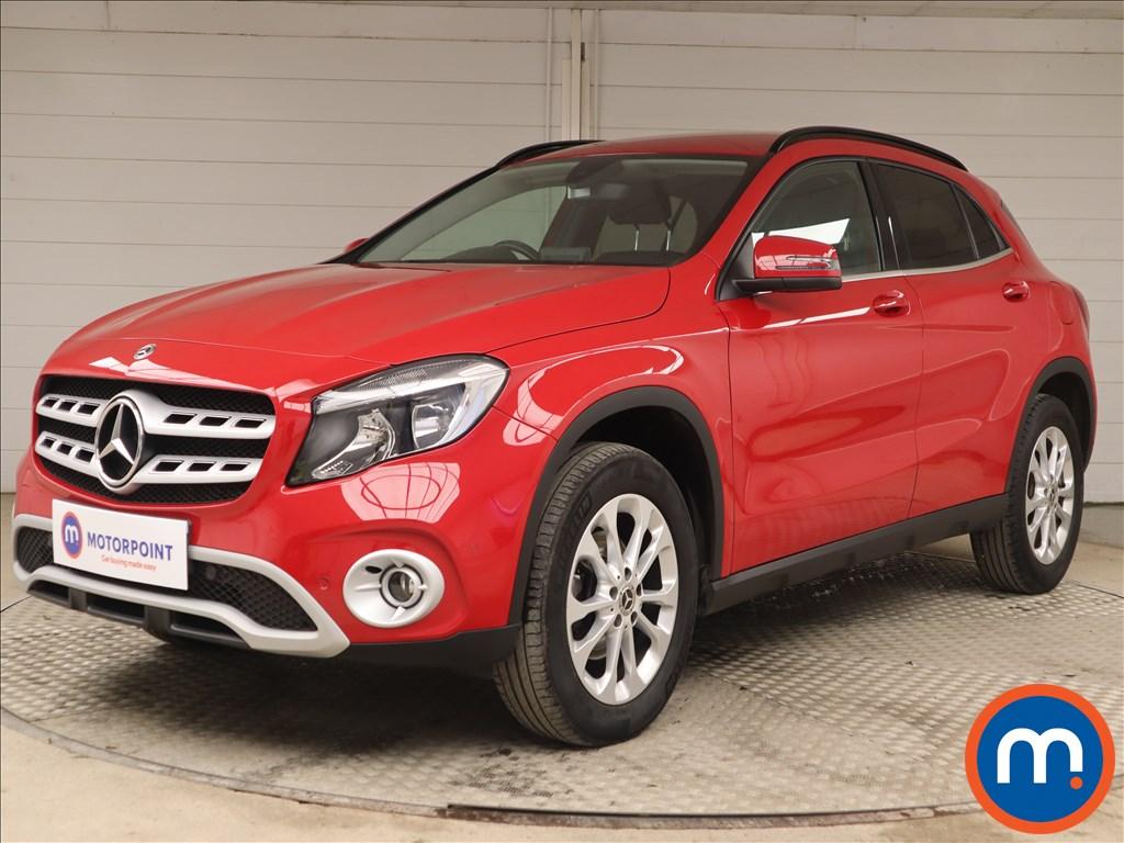 Mercedes-Benz GLA SE - Stock Number 1143084 Passenger side front corner