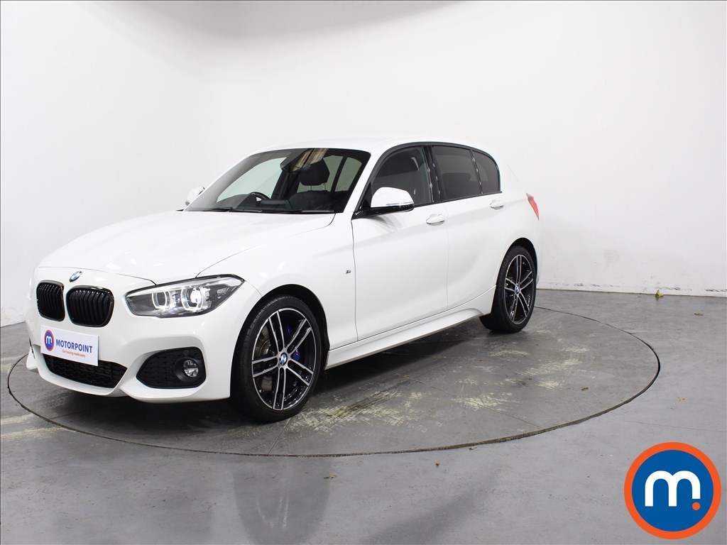 BMW 1 Series M Sport Shadow Edition - Stock Number 1144827 Passenger side front corner
