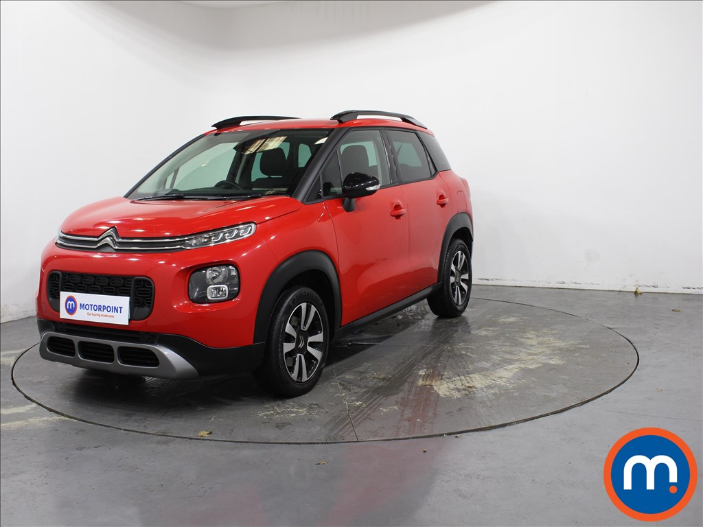 Citroen C3 Aircross 1.2 PureTech 110 Feel 5dr [6 speed] - Stock Number 1131804 Passenger side front corner
