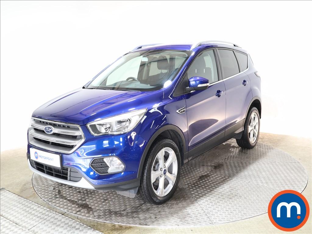Ford Kuga Zetec - Stock Number 1137311 Passenger side front corner