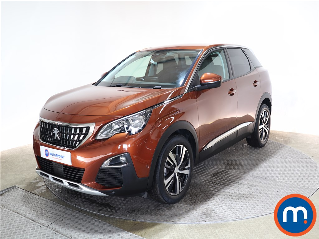 Peugeot 3008 1.6 BlueHDi 120 Allure 5dr - Stock Number 1142167 Passenger side front corner