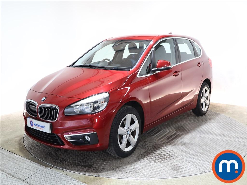 BMW 2 Series 218d Luxury 5dr [Nav] Step Auto - Stock Number 1145314 Passenger side front corner