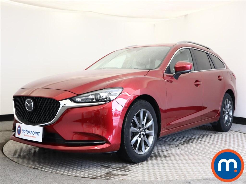 Mazda 6 SE-L Lux Nav-Plus - Stock Number 1143348 Passenger side front corner