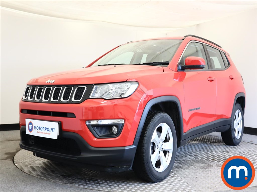 Jeep Compass 1.4 Multiair 140 Longitude 5dr [2WD] - Stock Number 1146428 Passenger side front corner