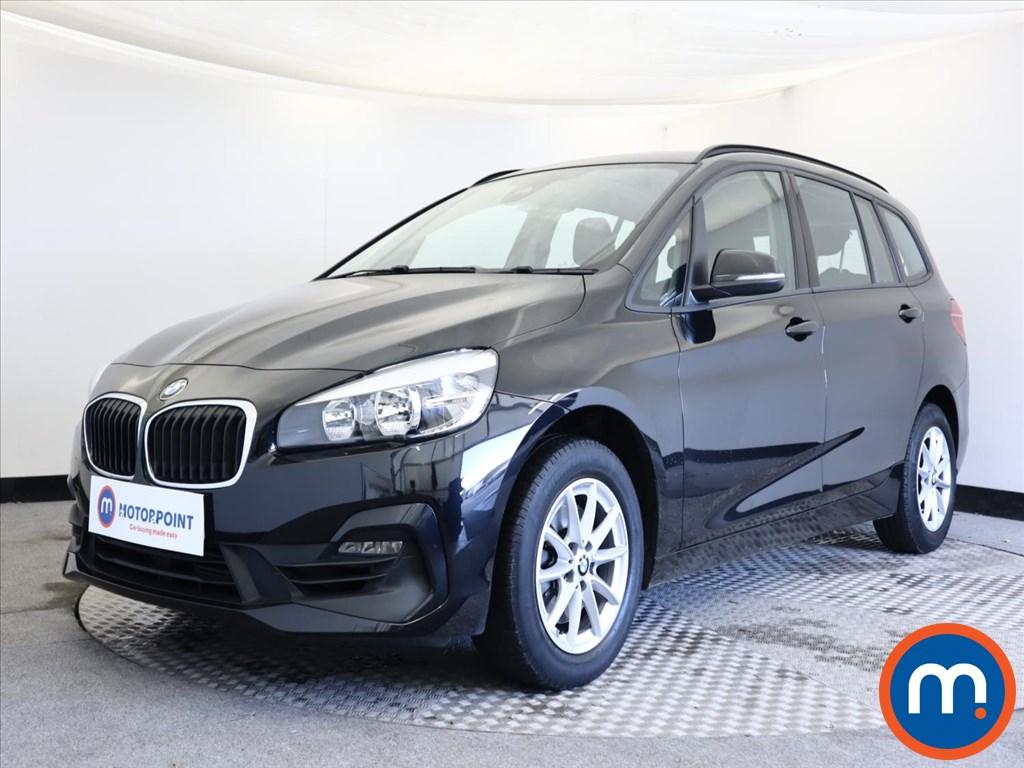 BMW 2 Series 218i SE 5dr - Stock Number 1145803 Passenger side front corner