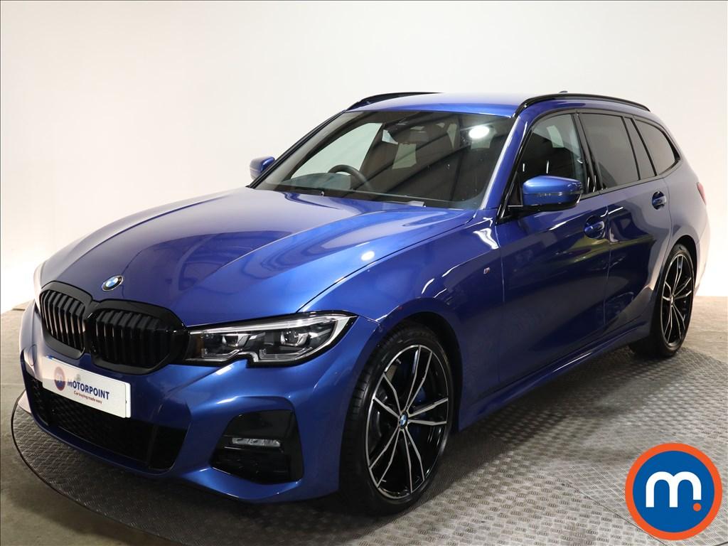 BMW 3 Series 320i M Sport 5dr Step Auto [Plus Pack] - Stock Number 1142625 Passenger side front corner