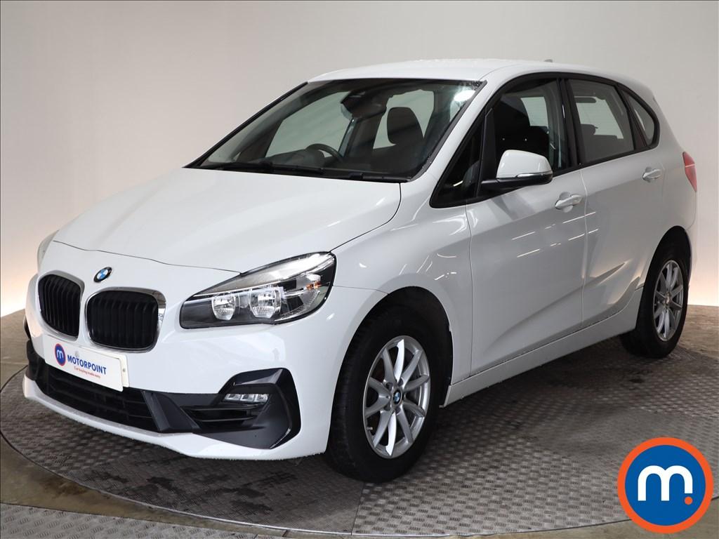 BMW 2 Series SE - Stock Number 1142220 Passenger side front corner