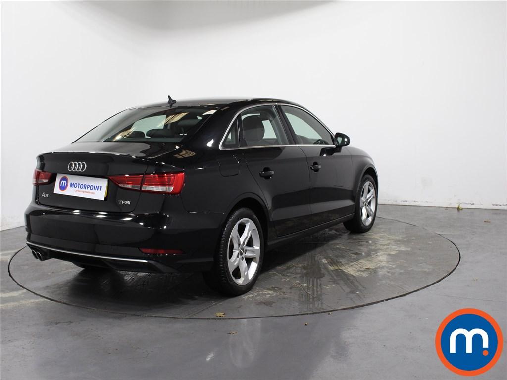 Audi A3 1.5 TFSI Sport 4dr - Stock Number 1142536 Passenger side front corner