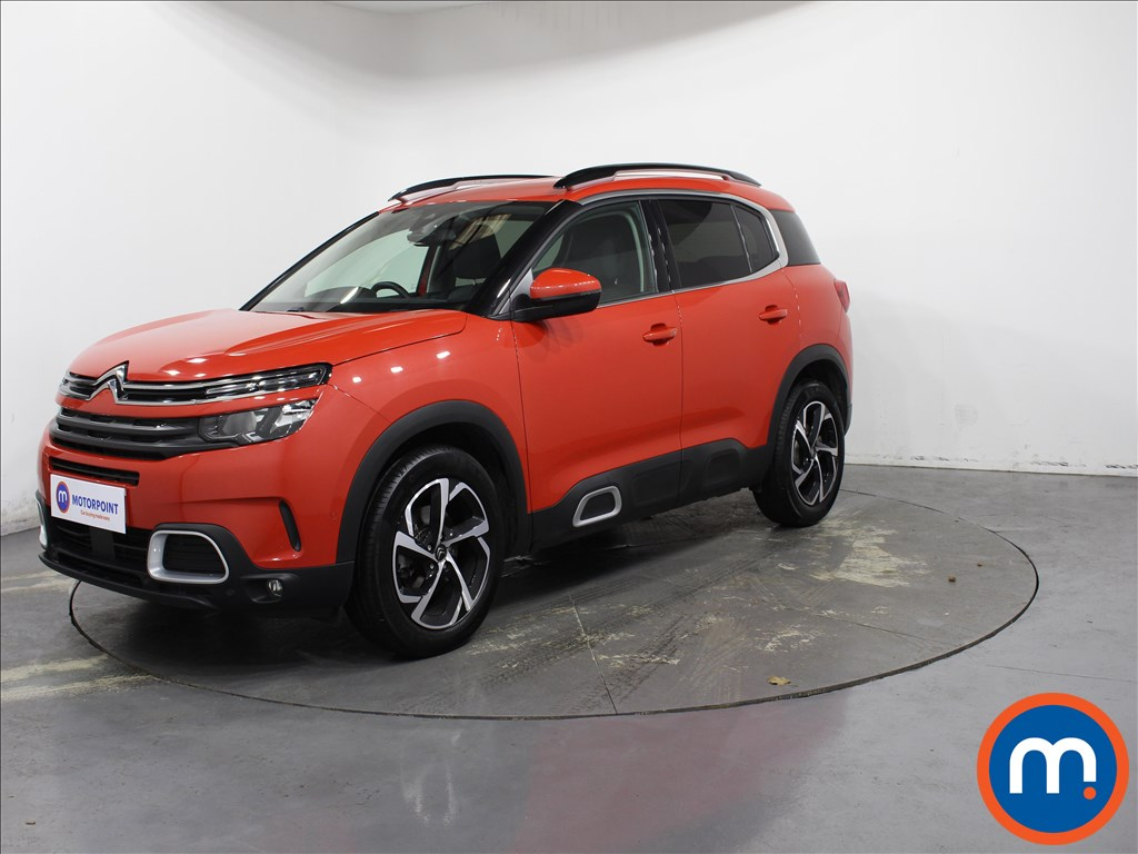 Citroen C5 Aircross 1.6 PureTech 180 Flair 5dr EAT8 - Stock Number 1137304 Passenger side front corner