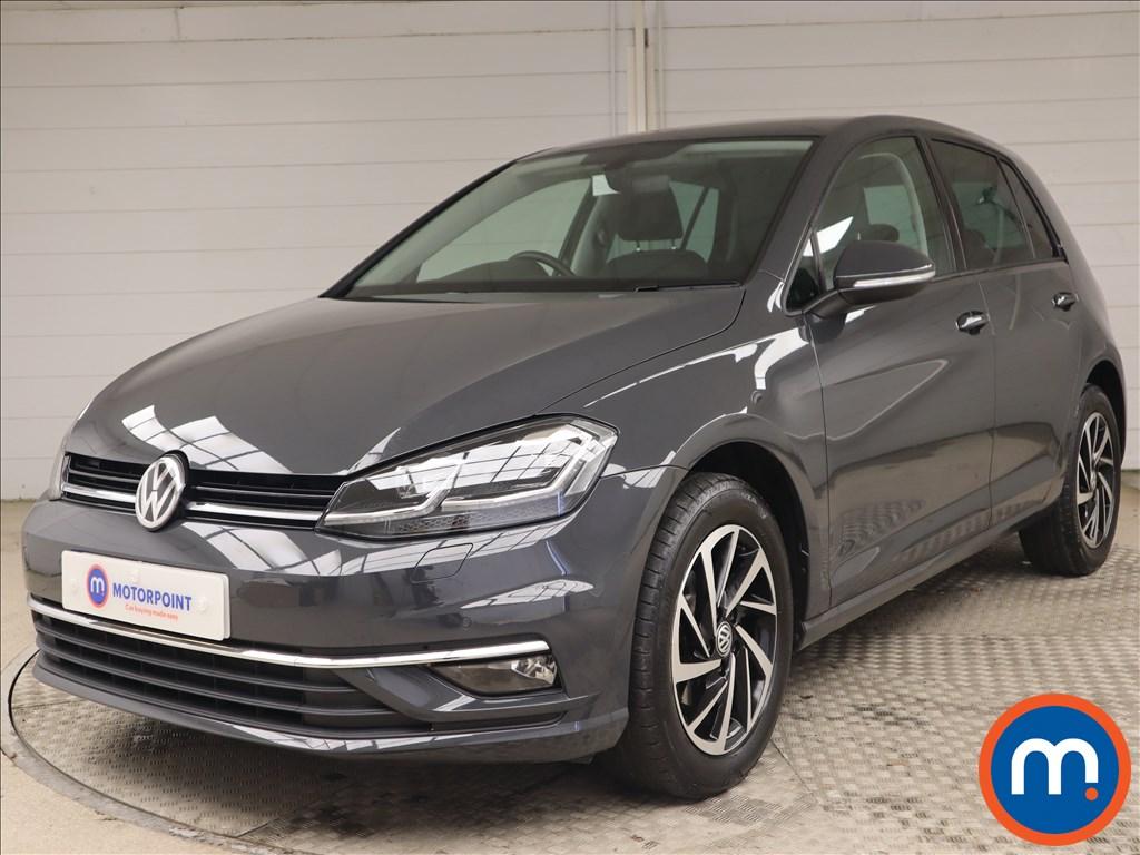 Volkswagen Golf Match Edition - Stock Number 1146685 Passenger side front corner