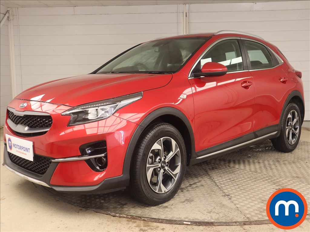 KIA Xceed 1.6 CRDi ISG 2 5dr - Stock Number 1139483 Passenger side front corner