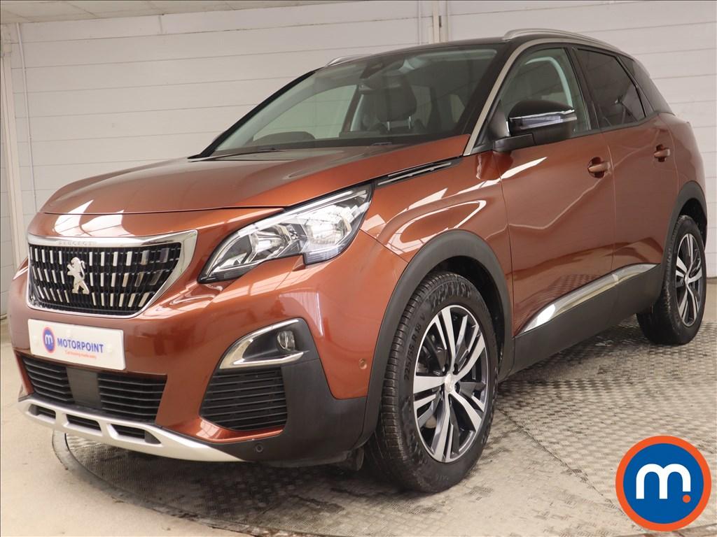 Peugeot 3008 Allure - Stock Number 1143861 Passenger side front corner