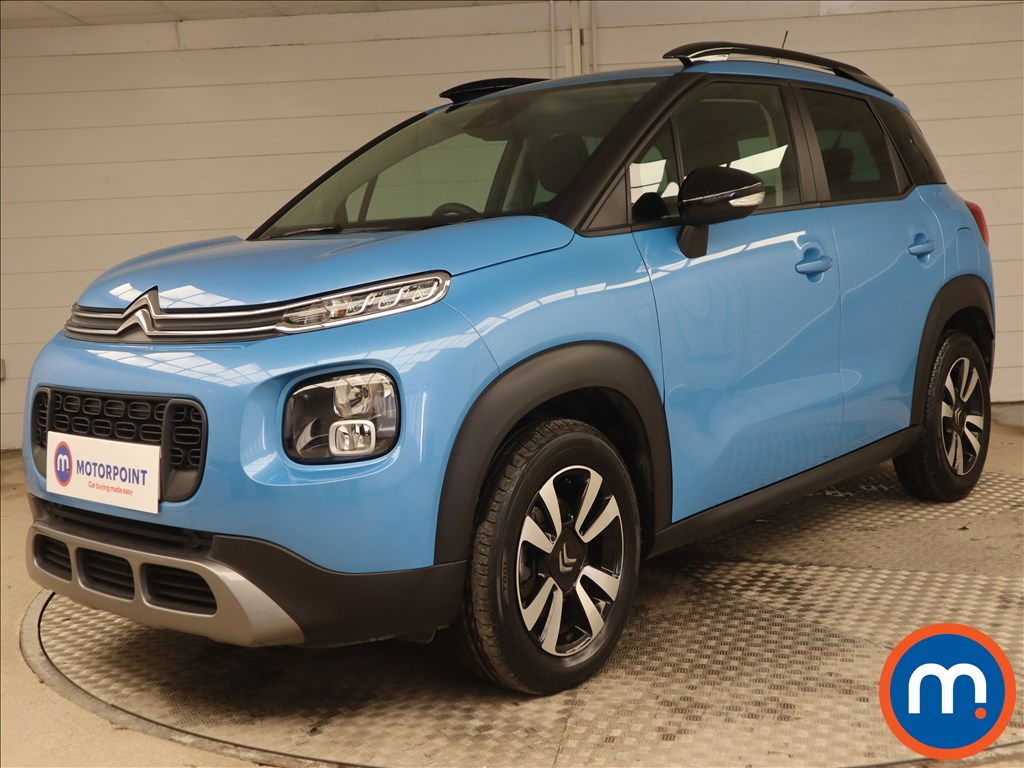 Citroen C3 Aircross 1.2 PureTech 110 Feel 5dr [6 speed] - Stock Number 1146084 Passenger side front corner