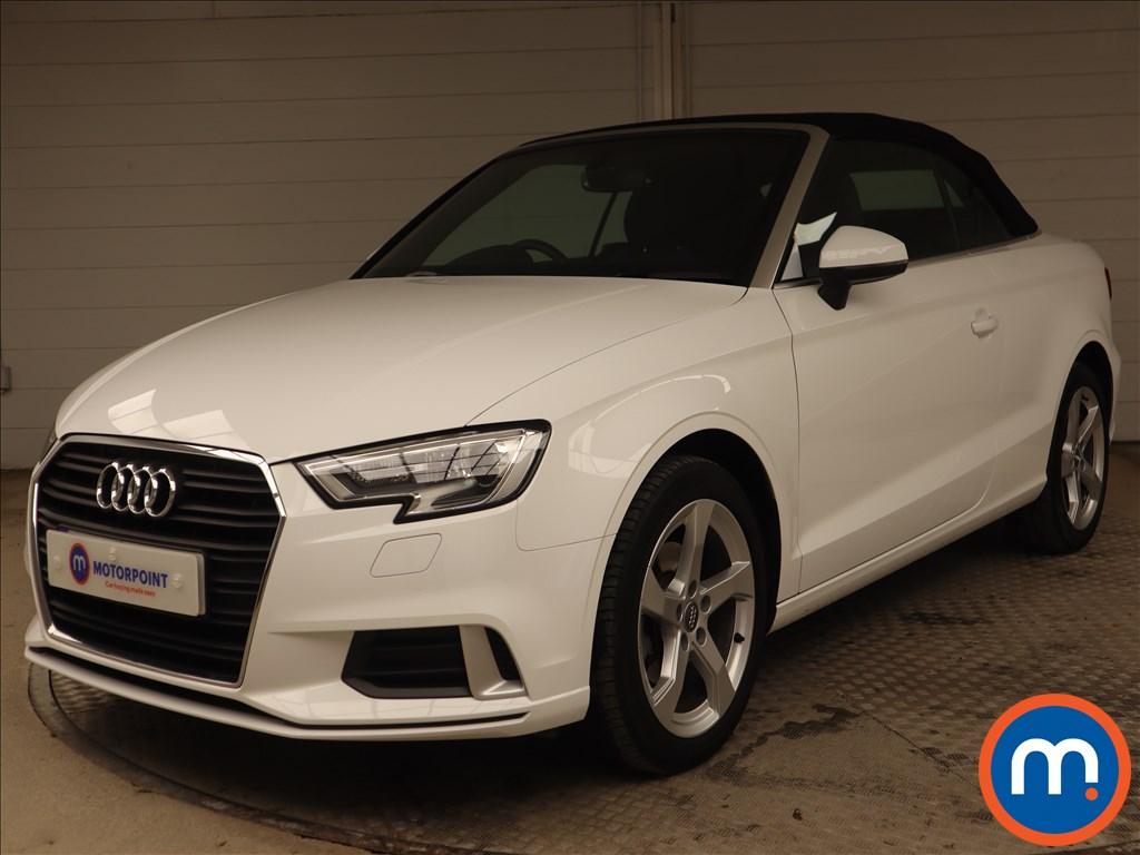 Audi A3 Sport - Stock Number 1146393 Passenger side front corner