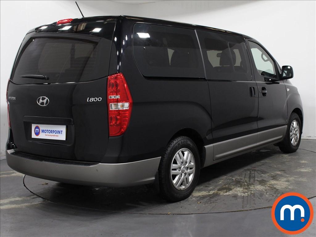 Hyundai I800 SE - Stock Number 1144899 Passenger side front corner