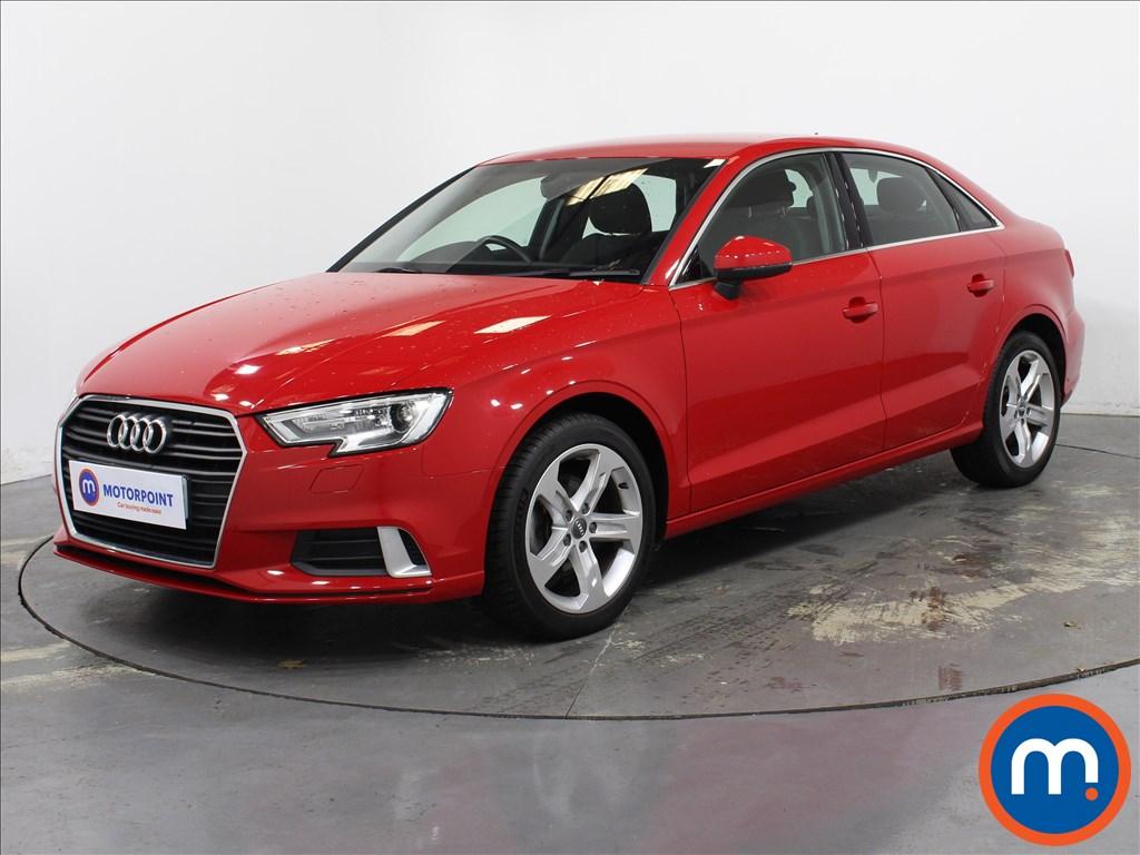 Audi A3 Sport - Stock Number 1129634 Passenger side front corner