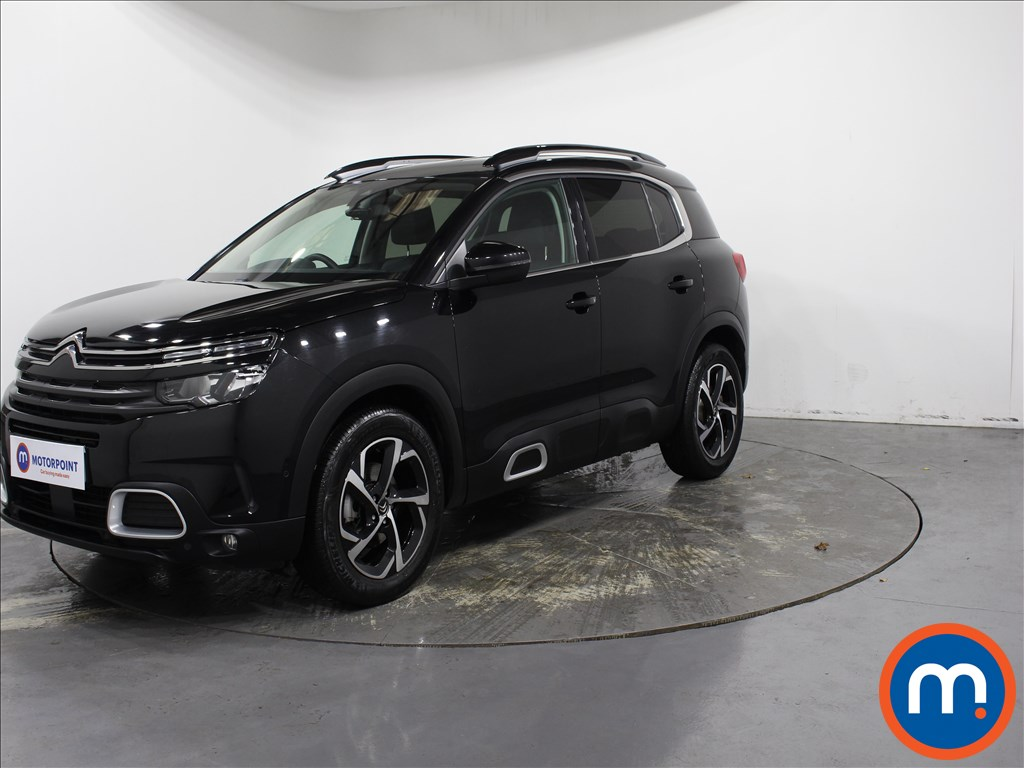 Citroen C5 Aircross 1.6 PureTech 180 Flair 5dr EAT8 - Stock Number 1143451 Passenger side front corner