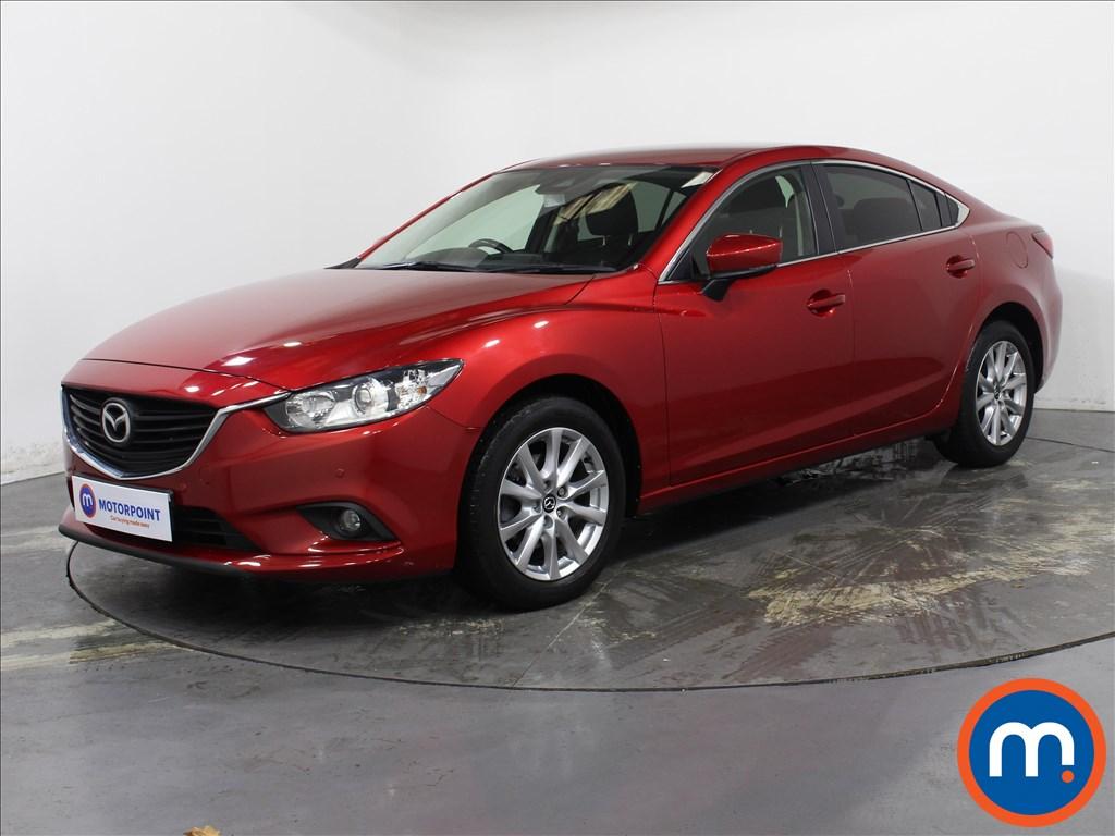 Mazda 6 SE-L Nav - Stock Number 1140073 Passenger side front corner