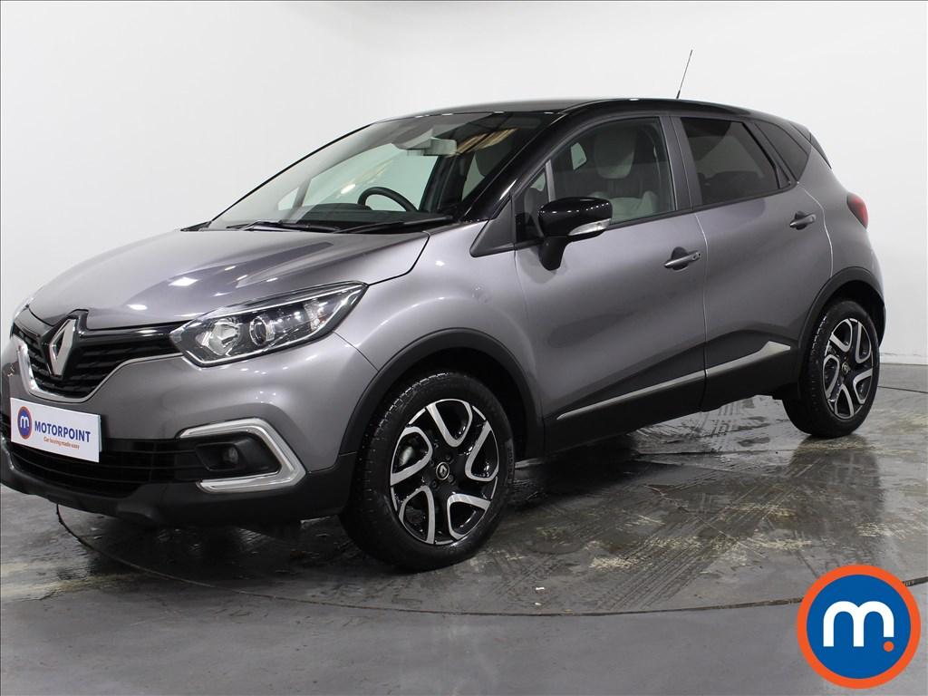 Renault Captur Iconic - Stock Number 1142860 Passenger side front corner