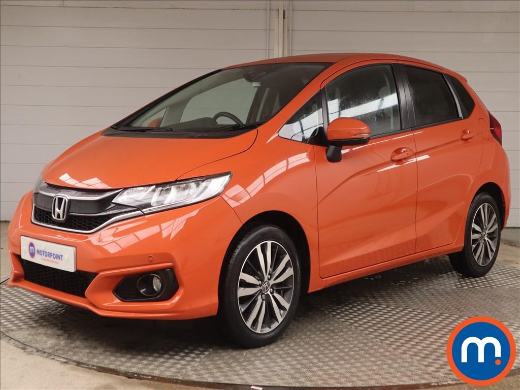 Honda Jazz 1.3 i-VTEC EX 5dr - Stock Number 1141263 Passenger side front corner
