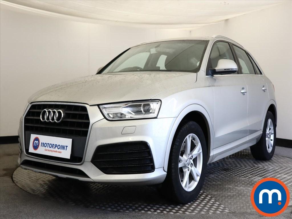 Audi Q3 Sport - Stock Number 1141529 Passenger side front corner