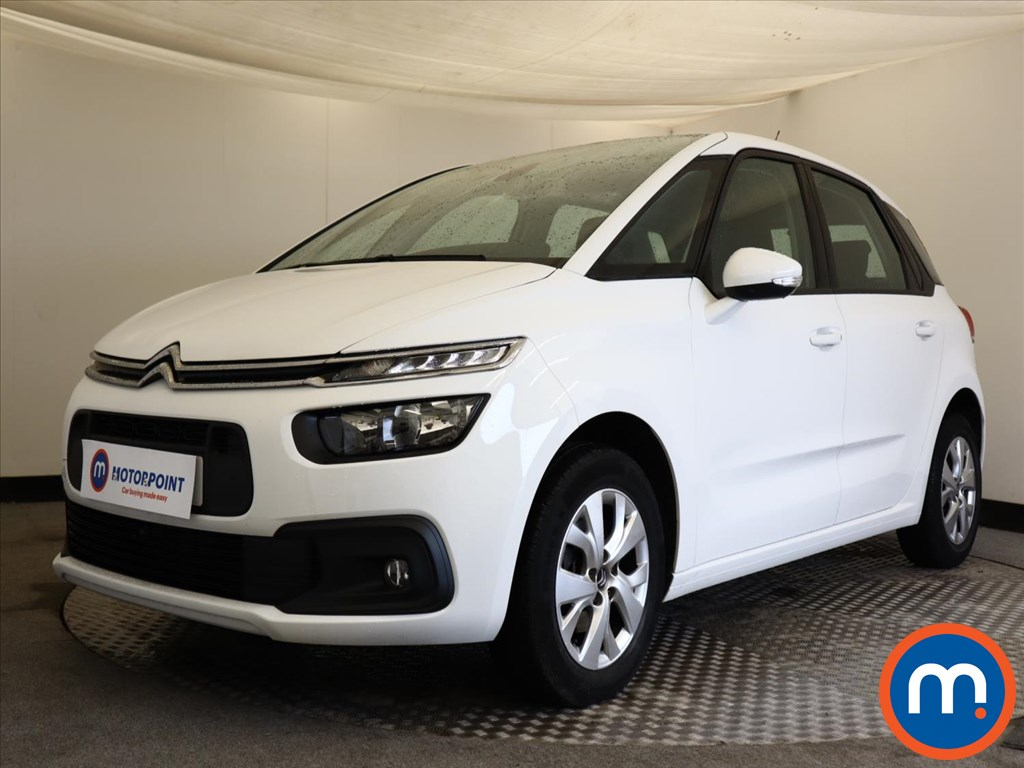 Citroen C4 Picasso Touch Edition - Stock Number 1144661 Passenger side front corner