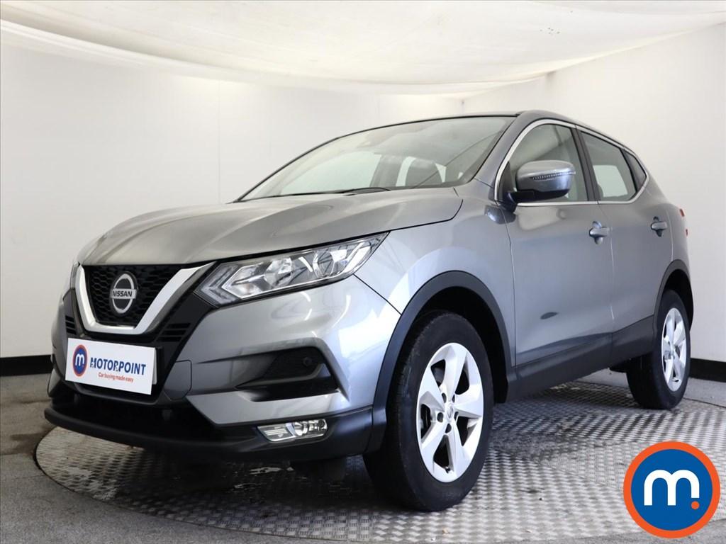 Nissan Qashqai Acenta Premium - Stock Number 1145303 Passenger side front corner
