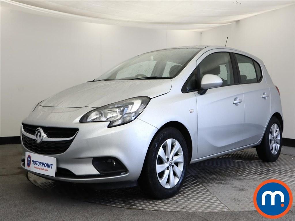 Vauxhall Corsa Design - Stock Number 1145600 Passenger side front corner