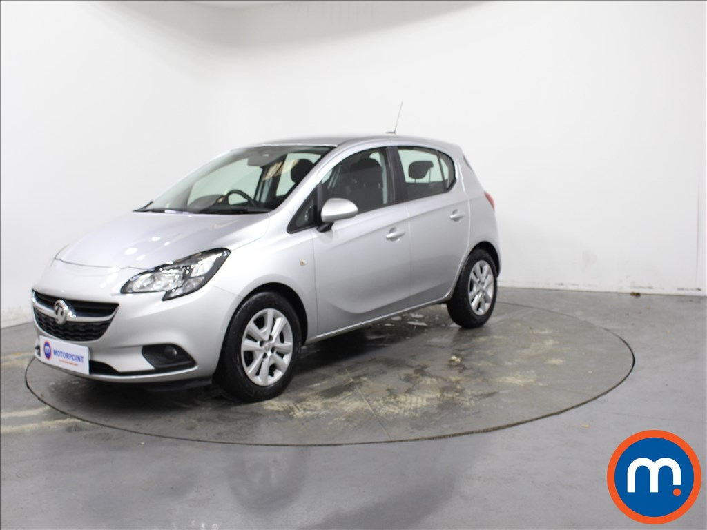 Vauxhall Corsa 1.4 Design 5dr Auto - Stock Number 1145598 Passenger side front corner