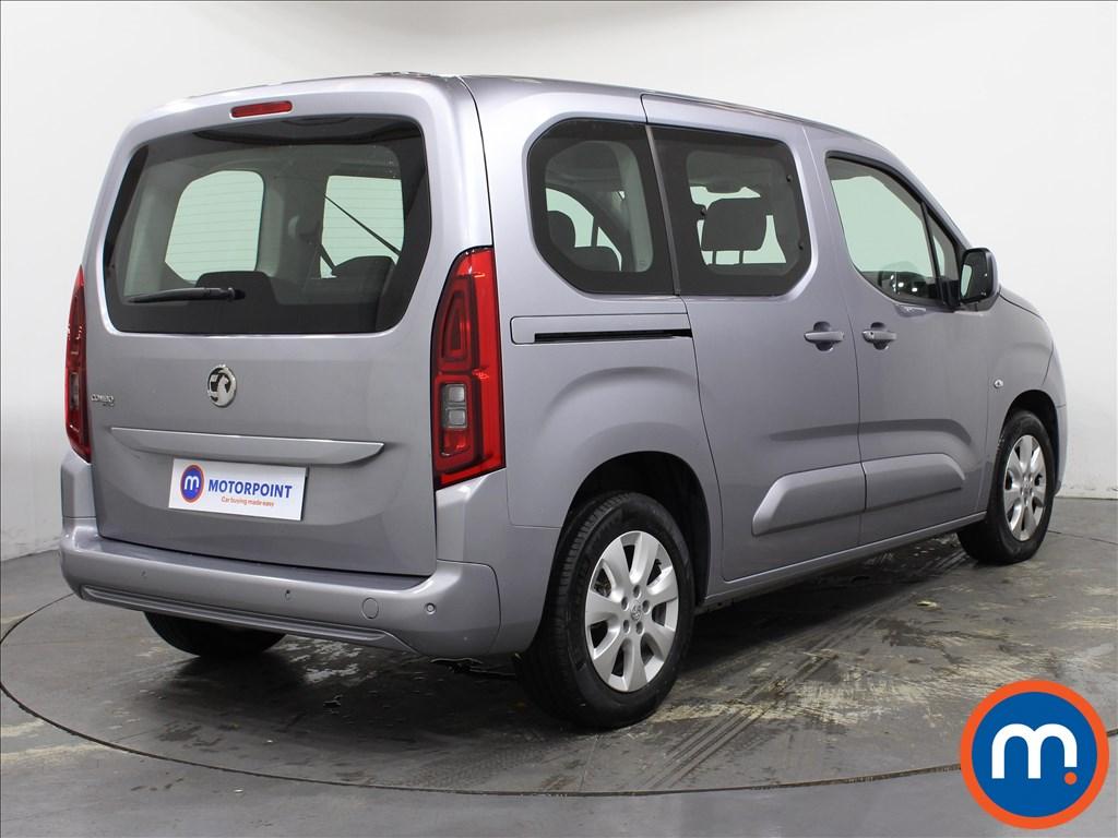 Vauxhall Combo Life 1.5 Turbo D Energy 5dr - Stock Number 1141652 Passenger side front corner